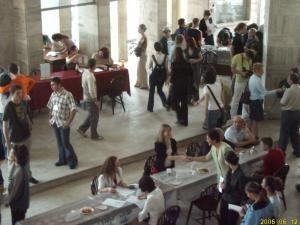 Anul universitar 2008-2009: Concurs de burse în străinătate