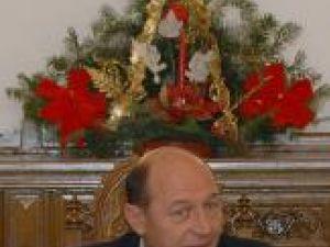 Băsescu a fost invitat de Revelion la Sibiu