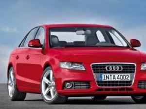 Industrie: Audi A4, debut vulcanic
