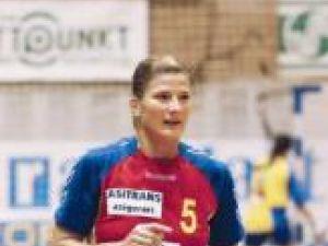 Carmen Amarie a revenit la sentimente mai bune faţă de formaţia din Cluj