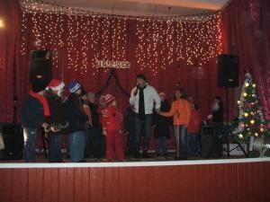 Ninge pe Moldova…: Aurel Moldoveanu a concertat la Dolhasca