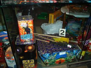 În acest an: Primul dosar penal pentru comercializarea de petarde