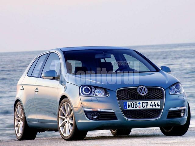 Volkswagen Golf 6, mai sunt 40 de zile