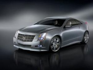 Cadillac CTS Coupe, the American dream!