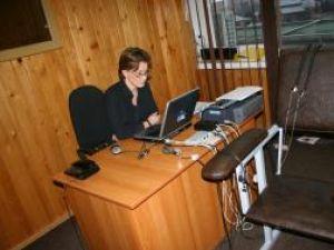 Adina Ciutac - specialista Poliţiei în depistarea minciunilor