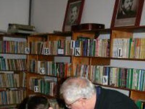 Cătălin Ifrim şi profesorul Ungureanu