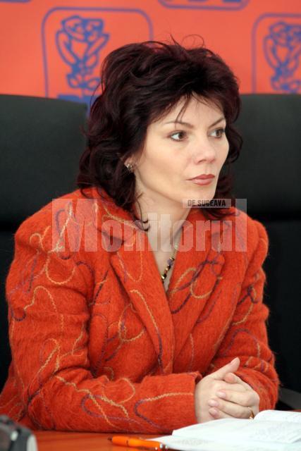 """Mona Săndulescu: """"Nu este o sumă mare, dar este un început"""""""