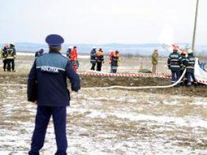 Aripi frânte: Directorul de la AMBRO s-a prăbuşit cu avionul