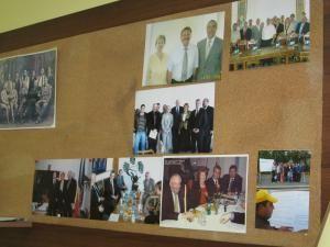 """""""Redecorare"""": Liberalii îi scot fotografiile lui Lungu din sediul PNL"""