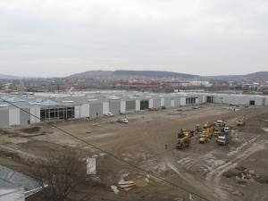 Viitorul centru comercial BUCOVINA SHOPPING CITY