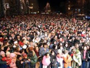 """""""Au fost cele mai reuşite Serbări din istoria Câmpulungului"""" a apreciat primarul Şerban"""
