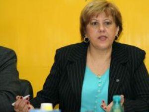 """Angela Zarojanu: """"Declar astăzi că Ion Lungu nu mai este candidatul PNL la primărie"""""""