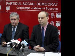 Gavril Mîrza şi Ovidiu Donţu lansează noi atacuri la adresa senatorul Gheorghe Flutur