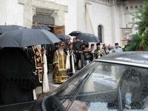 Pictorul de biserici Gavril Moroşan a fost condus ieri pe ultimul drum