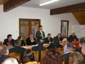 """Dezbaterea """"Turismul din Bucovina – realităţi şi perspective"""""""