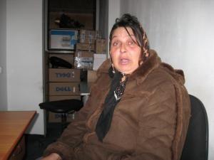 Ileana Takacs, mama celor cinci copii săraci din Capu Câmpului