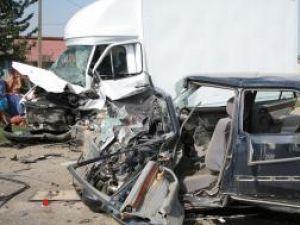 Unul dintre cele mai grave accidente de anul trecut s-a produs la Milisăuţi, în luna august