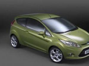 Ford dezvăluie noul Fiesta