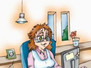 A sta mereu pe scaun la birou e cât se poate de dăunător pentru sănătate