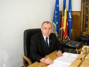 Comisarul şef Ion Pop, directorul Direcţiei Poliţiei de Frontieră Rădăuţi