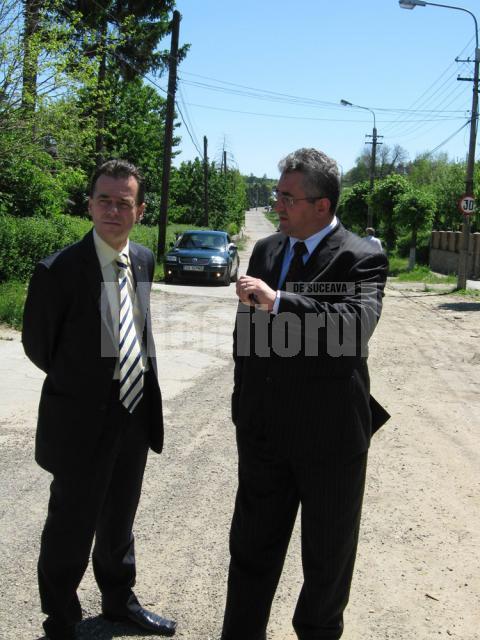 Finanţare: 155 de miliarde de lei pentru reabilitarea străzii Cernăuţi