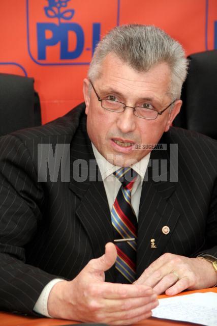 """Radu Ursu: """"Gheorghe Flutur constituie un model demn de urmat"""""""