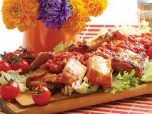 Costiţă de porc la grătar
