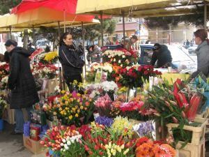 Preţul florilor a crescut semnificativ