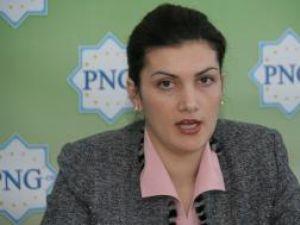 Mihaela Moroşanu candidează din partea PNG pentru Primăria Suceava
