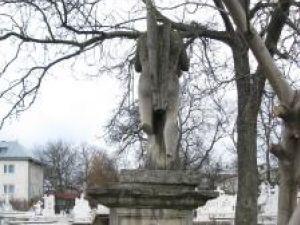 "Monumentul funerar al lui Ignatz von Kapri din cimitirul armenesc ""Sf. Simion"""