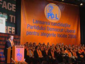 Lansarea candidaţilor PD-L pentru alegerile locale din iunie