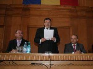 Investire: Băişanu este noul prefect al judeţului Suceava