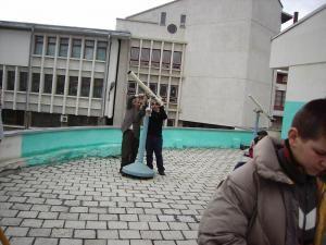 Transfer: Observatorul Astronomic a ajuns la Universitatea Suceava