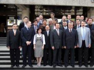 Ion Lungu şi echipa de candidaţi ai PD-L pentru Consiliul Local