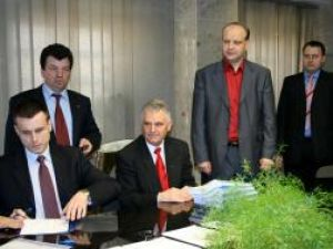 PSD a înregistrat ieri, la Biroul Electoral Municipal, lista de candidaţi pentru Consiliul Local Suceava
