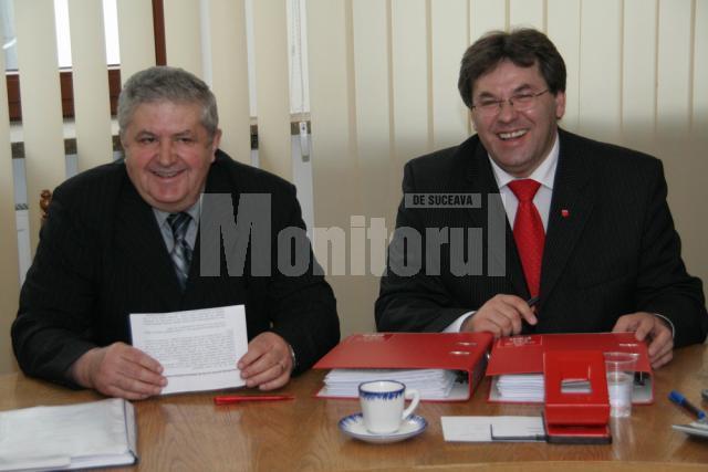 Candidaturi: Mîrza şi-a înregistrat oficial candidatura la Consiliul Judeţean
