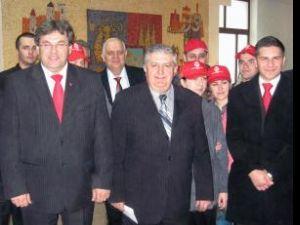 Preşedintele CJ Suceava, Gavril Mîrza, şi-a înregistrat ieri candidatura la un nou mandat PSD