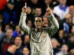 """Ronaldinho, vizat de """"curăţenia"""" de la Barcelona"""