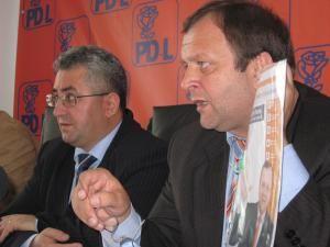 Ion Lungu şi Gheorghe Flutur