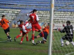 Primul gol marcat de suceveni