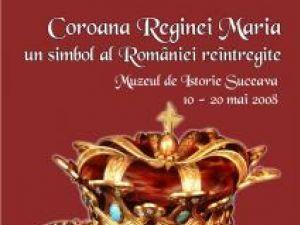 Eveniment de excepţie: Coroana Reginei Maria la Suceava