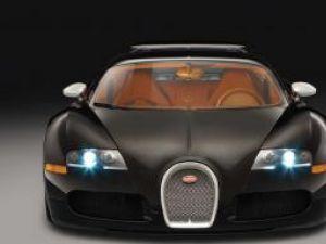 Bugatti Veyron Sang Noir 2008