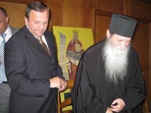 Gheorghe Flutur şi IPS Pimen