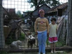 Domnica împreuna cu mama ei