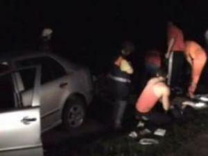 Grav: Două familii din Ostra, la spital după un accident rutier