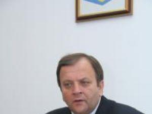 Funcţie: Flutur a fost ales preşedinte al Consiliului pentru Dezvoltare Regională Nord-Est