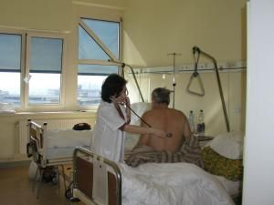 Patriarhia doreşte să se implice activ în programele de prevenire a bolilor Foto: ALAMY