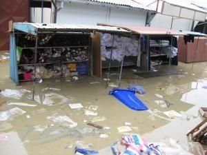 Dezastru în Bazar