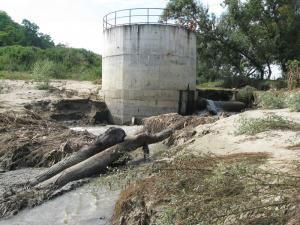 Râul Suceava, poluat sistematic