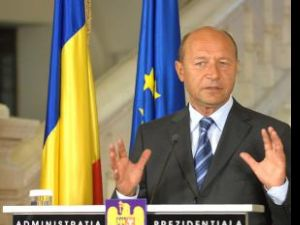 Preşedintele a trimis invitaţii partidelor parlamentare pentru consultări. Foto: Sorin LUPŞA